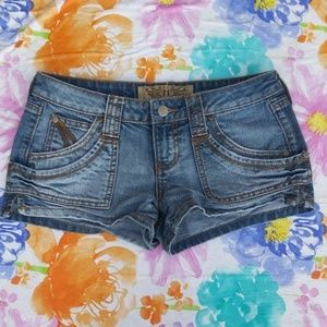 *** 3 For $20 *** Hint Jeans Ladies Shorts Size 3